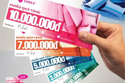 Get voucher up to 10,000,000 VND from Smartbedding