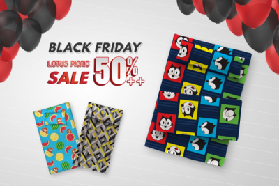 BLACK FRIDAY – SALE 50% LOTUS PICNIC 28, 29, 30/11/2018